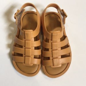 Mini Mellissa sandals